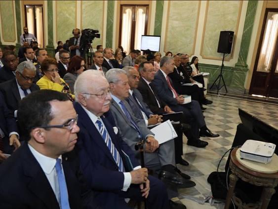 Reunion Comision Institucional de Alto Nivel para el Desarrollo Sostenible